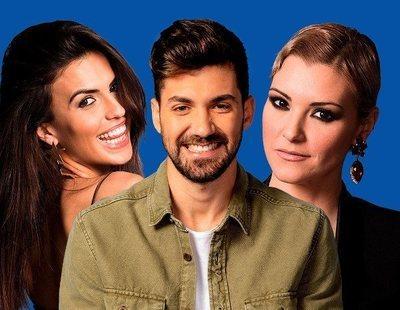 Sofía, Alejandro y María Jesús, últimos nominados de 'GH Dúo'
