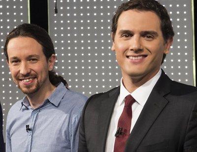 Pablo Iglesias y Albert Rivera, invitados de 'El hormiguero' el 26 y 27 de marzo