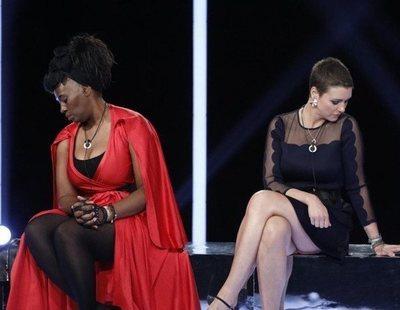 Carolina Sobe y María Jesús ajustan cuentas minutos antes de la expulsión en 'GH Dúo'