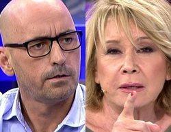 """Mila Ximénez arremete contra Diego Arrabal en 'Sálvame': """"Has vivido toda la vida de las mierdas de la gente"""""""