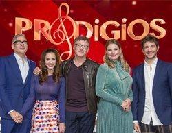 'Prodigios' se estrena con un buen 11,8% en La 1 frente a 'Sábado deluxe' (14,3%) y 'laSexta noche' (8,7%)