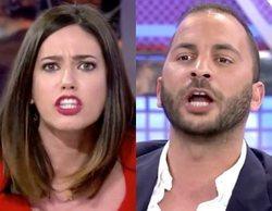 """Nuria Marín se enfrenta a Antonio Tejado en 'Deluxe' por su machismo en 'GH Dúo': """"¿Tengo cara de tonta?"""""""