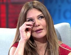 "Ivonne Reyes se derrumba en 'Viva la vida' al hablar de la muerte de su hermano: ""Sigo esperando su llamada"""