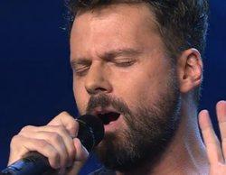 'Got Talent España': El inesperado y emotivo reencuentro entre Risto y Daniel Zueras, concursante de 'OT 2006'