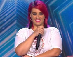 """'Got Talent': La Muñeka sorprende con """"Soy gorda y qué"""" y recuerda a LaPili de 'Factor X' con su """"Muslona"""""""