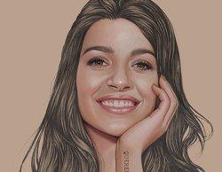 """Ana Guerra publica su libro """"Con una sonrisa"""" el 11 de abril"""