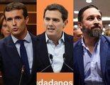 Casado, Rivera y Abascal, invitados confirmados para el especial político de 'Mi casa es la tuya'