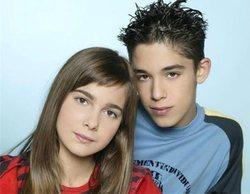 La divertida foto de Teté y Guille de 'Los Serrano' como nunca se les había visto