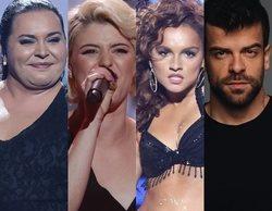 Alba Reche, Falete, Melody y Ricky Merino actuarán en la Gala Final de 'La mejor canción jamás cantada'