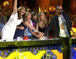 Esta es la mecánica de los directos de 'Got Talent' en las semifinales y la final de su cuarta edición