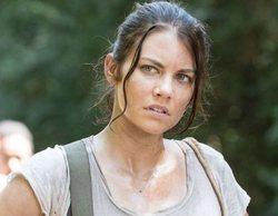 El regreso de Lauren Cohan a 'The Walking Dead' sería como personaje secundario