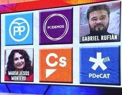 'Todo es mentira' desvela los seis representantes políticos de su debate electoral