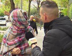 Maite Galdeano se disfraza de mujer árabe para huir de 'Sálvame'