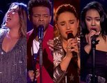 'La Voz': Viki, Marcelino, Auba y Linda, concursantes eliminados en la semifinal