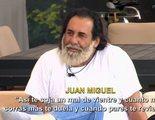 "'GH Dúo': Juan Miguel le echa un mal de ojo a Mila Ximénez tras llamarlo ""estafa de concursante"""