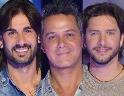 'La Voz': Alejandro Sanz, Manuel Carrasco o Melendi, entre los invitados a la gran final