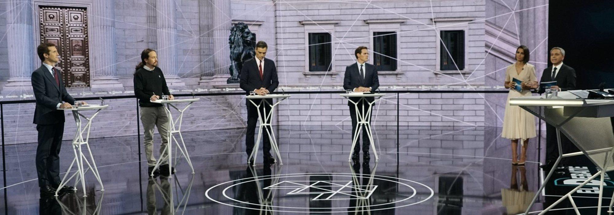 'El Debate Decisivo' arrasa en Atresmedia: Claves de su éxito y los datos que no conocías de su audiencia