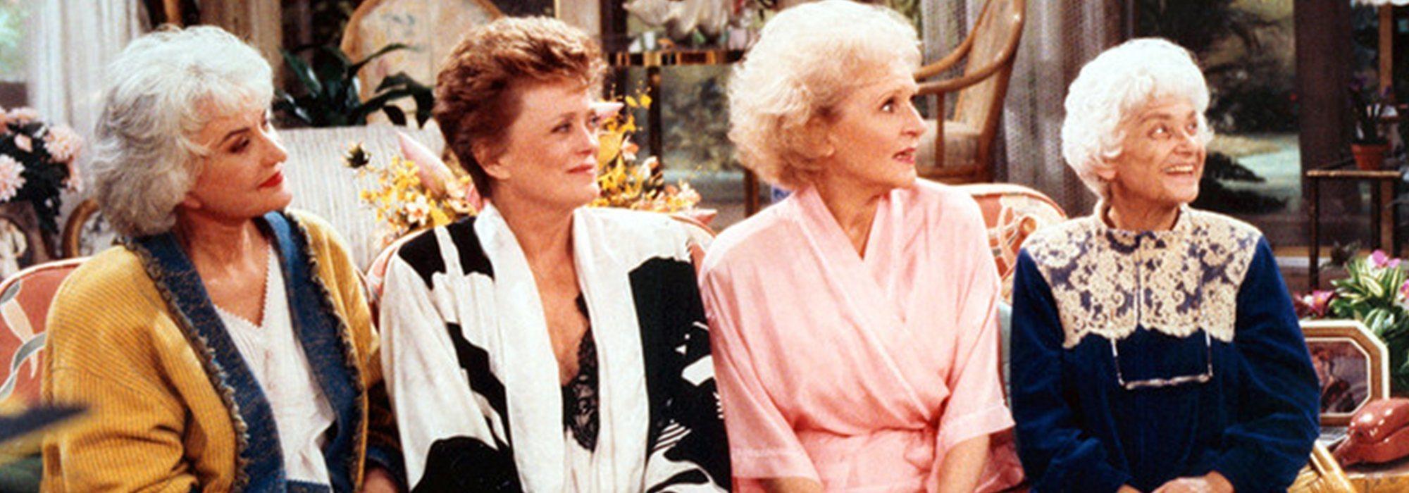 La trayectoria televisiva de 'Las chicas de oro' originales