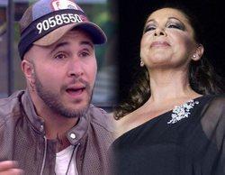 'GH Dúo': Isabel Pantoja manda un mensaje desde el exterior a su hijo Kiko Rivera