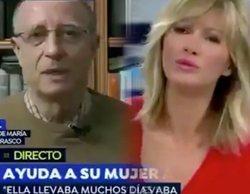 Susanna Griso, criticada al insinuar que Ángel Hernández hace uso político de la muerte de María José Carrasco