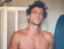 "Jorge Brazález ('Masterchef 5') protagoniza un sugerente desnudo: ""No me coméis ná"""