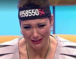 """María Jesús Ruiz, derrumbada tras una bronca con Kiko y Albalá: """"No soy un ejemplo, pero tampoco una mierda"""""""
