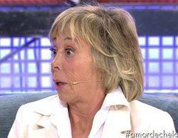 Mila Ximénez acusa a la mujer de Chelo García-Cortés de hablar de su ruina llevando un look de 50.000 euros
