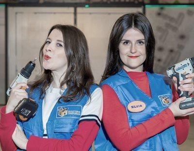 Estas son las 10 parejas de 'Masters de la reforma', el nuevo concurso de Antena 3