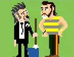 Los vecinos de 'La que se avecina' se transforman en personajes de videojuego de 8-bits