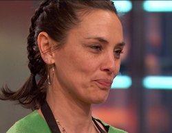 'MasterChef 7': Alicia, tercera concursante eliminada de la edición
