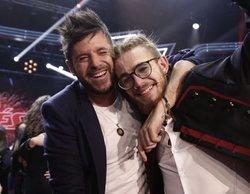 'La Voz' cierra su primera edición en Antena 3 con un estupendo 18,7% de media