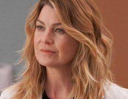'Anatomía de Grey' lidera en su franja por encima de 'The Big Bang Theory', pero no vence en espectadores