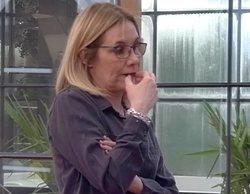 """Belén Rodríguez estalla contra Víctor Sandoval en 'Sálvame Okupa': """"¿Quieres dejar de decir mi edad?"""""""
