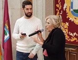 """La suculenta propuesta de David Broncano a Carmena: """"¡Nos forramos Manuela!"""""""