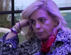 "Belén Rodríguez echa las cartas a Carmen Borrego en 'Sálvame okupa' y la deja chafada: ""Te vas a divorciar"""