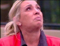 Carmen Borrego, cuarta expulsada de 'Sálvame okupa'