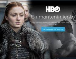 HBO se cae a nivel mundial ante el estreno del 8x01 de 'Juego de Tronos'