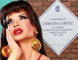 Arrancan la placa en homenaje a La Veneno y a la lucha trans una semana después de su inauguración