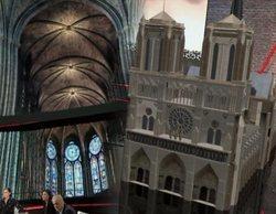 El espectacular homenaje de 'Al rojo vivo' a la catedral de Notre-Dame de París tras su incendio