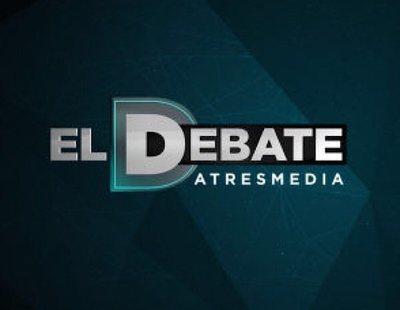 Atresmedia no recula y mantiene su debate a cuatro para el 23 de abril