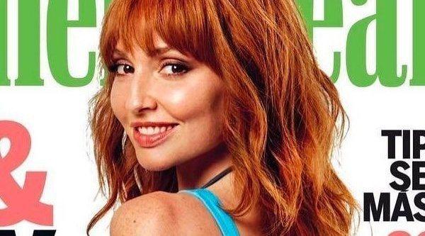 """Cristina Castaño posa para Women's Health antes del estreno de 'Toy Boy': """"La gente no me reconocerá"""""""
