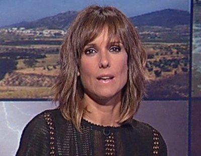 """Mónica López, de 'El tiempo' de TVE, denuncia un ataque machista: """"Pueden joderte la vida"""""""