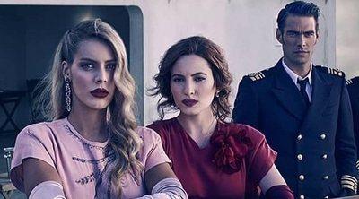 'Alta Mar' se estrena en Netflix el 24 de mayo