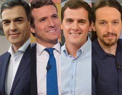 Fecha definitiva del debate a cuatro de RTVE: Será el 23 de abril