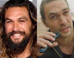 Jason Momoa cambia radicalmente de look: Se afeita la barba por primera vez en siete años