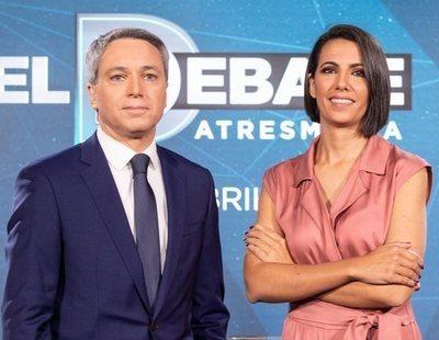 Casado, Iglesias y  Rivera asistirán a 'El Debate' de Atresmedia el 23 de abril