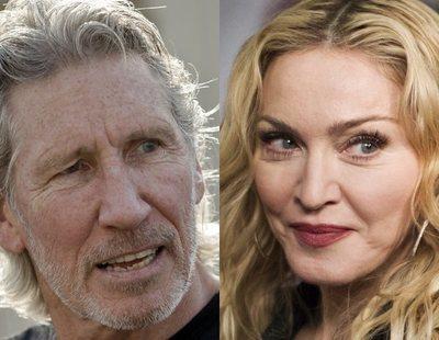 Roger Waters (Pink Floyd) a Madonna: Si crees en los derechos humanos, no actúes en Israel