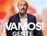 Javier Cámara y su personaje de 'Vota Juan' imitan a los líderes políticos en sus campañas electorales