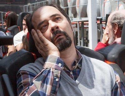 Jordi Sánchez muestra los guiones de la 12ª temporada de 'La que se avecina'
