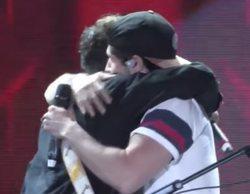 """Alfred cede al testigo de Eurovisión a un agradecido Miki: """"Desde el minuto uno me ofreció ayuda"""""""